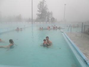 Hot Springs à Fermont