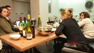 Loft à Nancy et vin en quantité